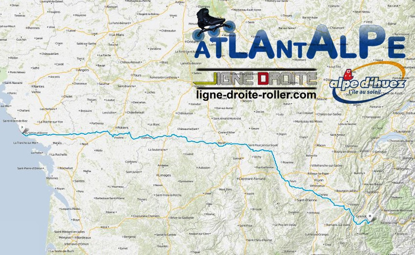 Claude Viltard - Atlantalpe 2014