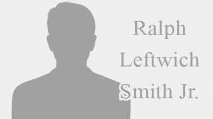 ralph leftwich smith jr small