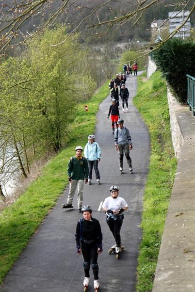 La randonnée des Boucles de la Meuse