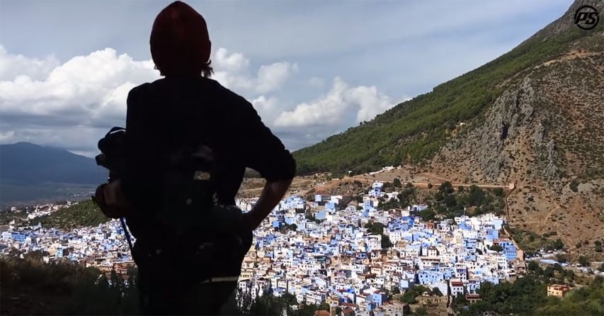 richie eisler blue city