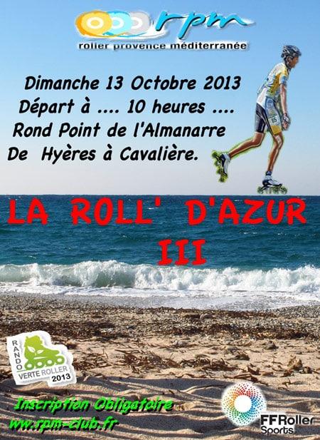 Roll Azur 2013