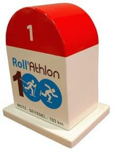 Roll'athlon 100 2021 à Motz (73) @  | Seyssel |  |