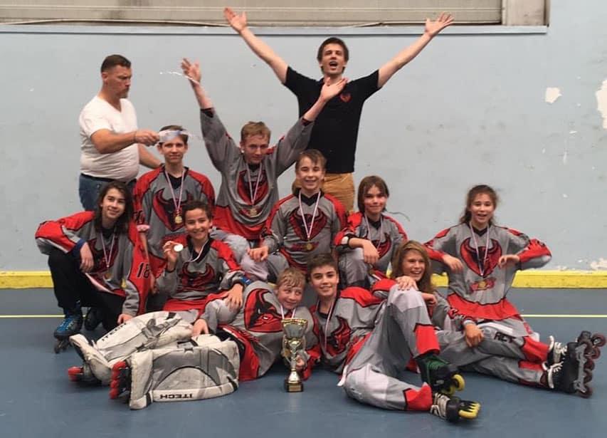 Championnat d'Ile de France U15 de roller hockey