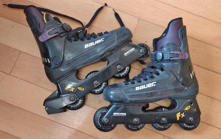 Roller hockey Bauer FX3