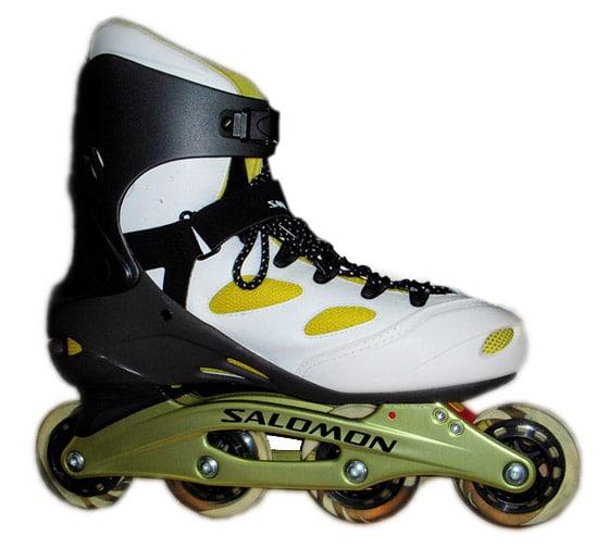 Roller Salomon TR9, ultra confortable !
