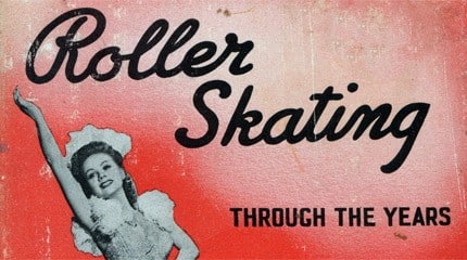 roller skating through the years morris traub small