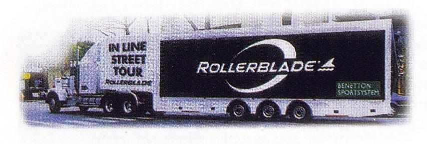 Rollerblade Kenworth Conventional Truck - Inline Street Tour