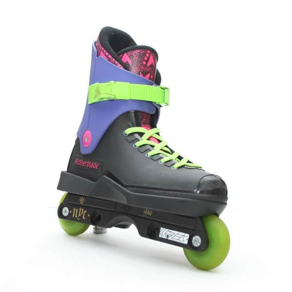 Rollerblade street aux couleurs flashy !