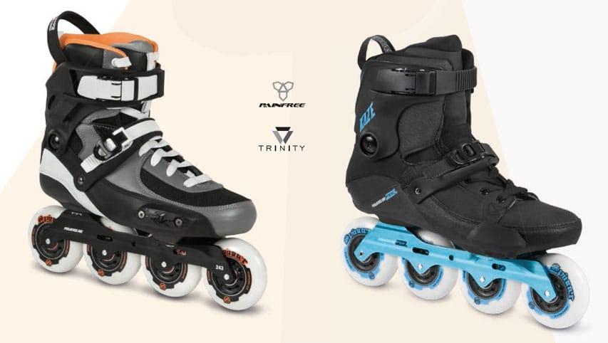 Nouveaux roller de slalom Powerslide 2016