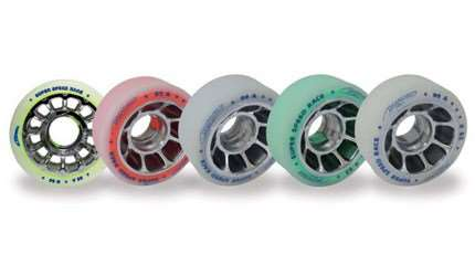 roues roller line super speed race