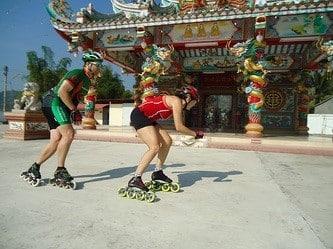 Séjour en Thailande