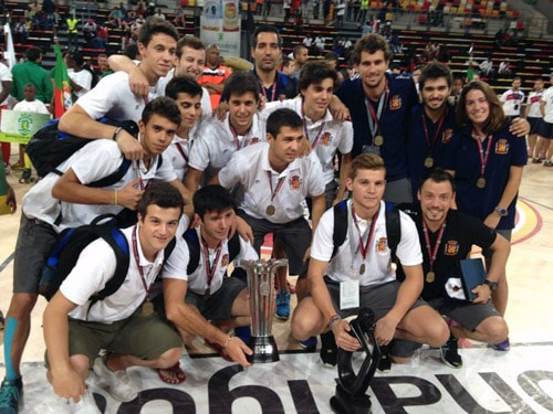 Sélection espagnole U20