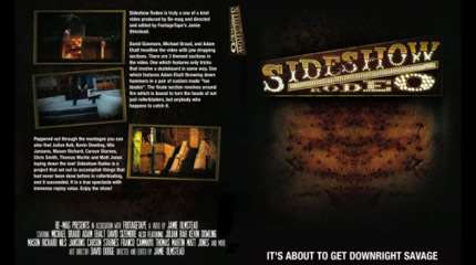 sideshow dvd jacket small