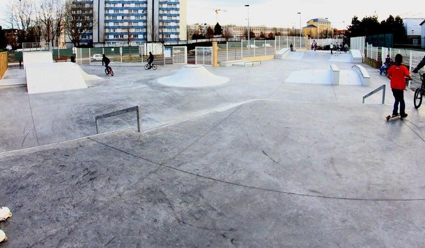 Skatepark de Plessis Robinson