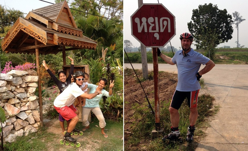 Stage roller Thailande