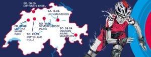 Marathon Roller de Bâle - City Skate Basel 2018 (Suisse) @  | Bâle |  |