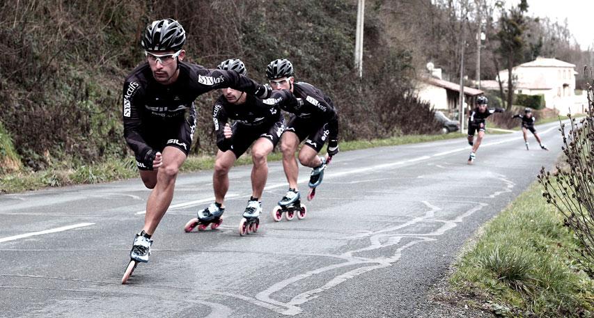Team roller course Lactiks