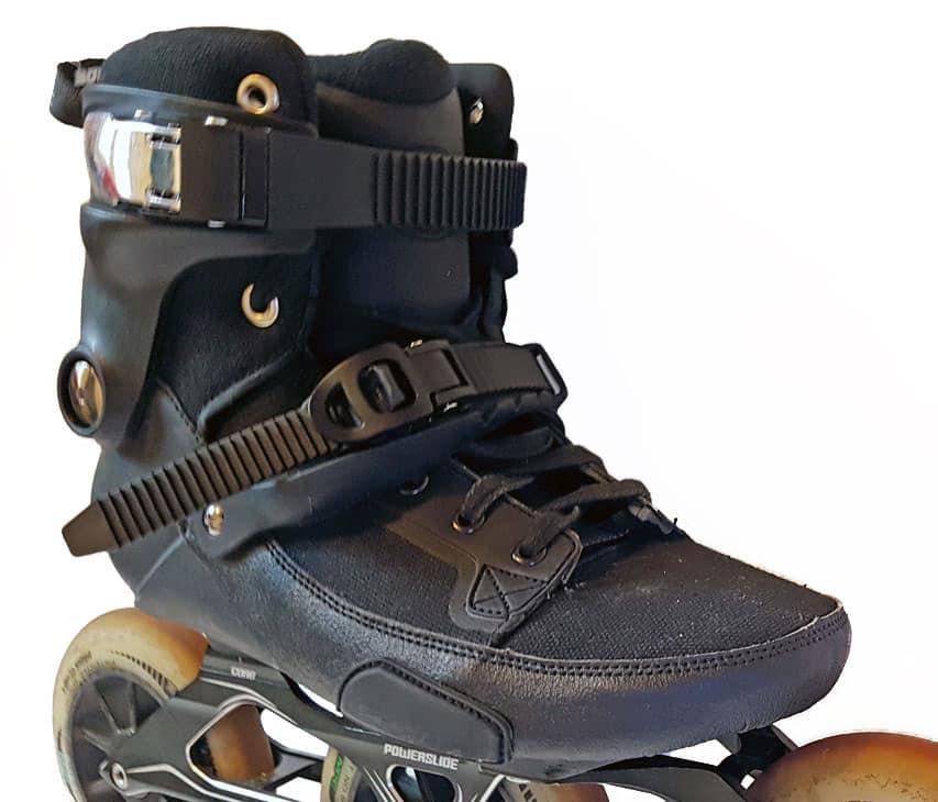 Custom roller Powerslide Kaze Trinity 3x125 mm