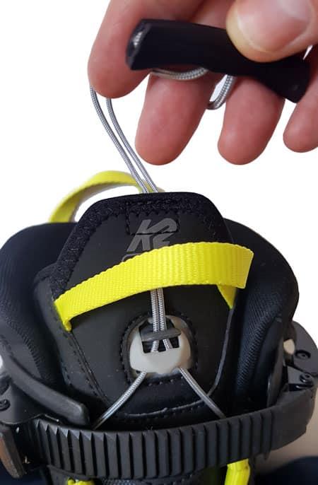 Système de serrage Quick Lace du K2 VO2S 100 Pro