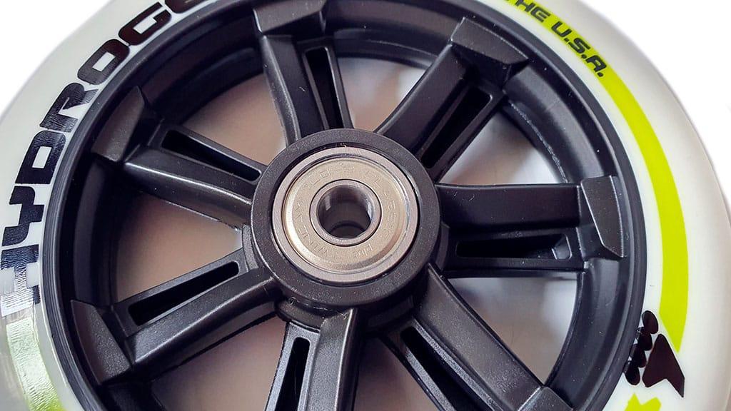 Test du Rollerblade E2 125 Pro