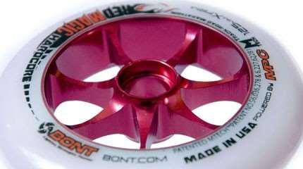 test roue mpc bont red magic hardcore small