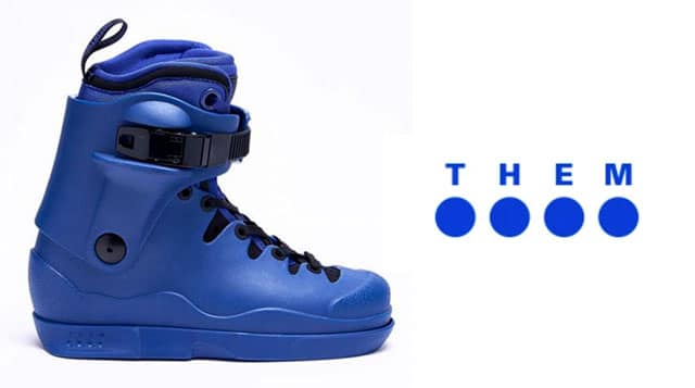 them 908 s blue intuition boots small