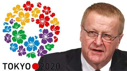 tokyo 2020 john coates