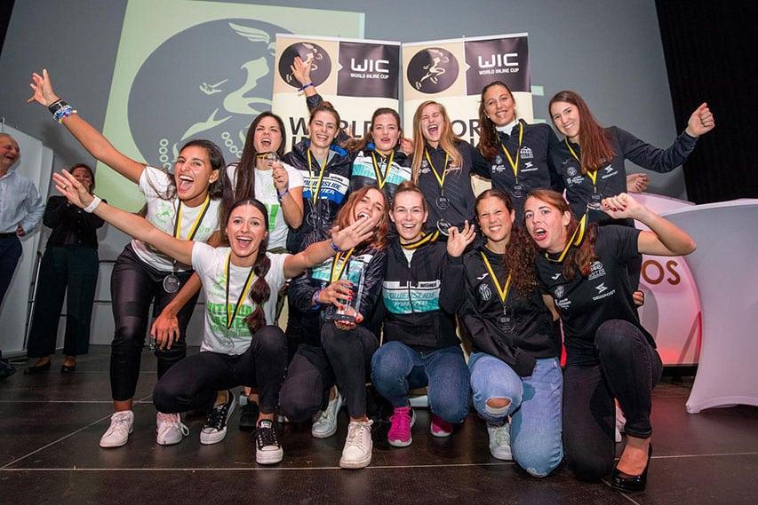 Top 10 femmes de la World Inline Cup 2019