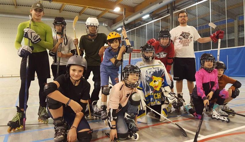 tournoi roller hockey rouvroy