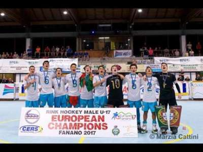 u17 rink hockey finale portugal2
