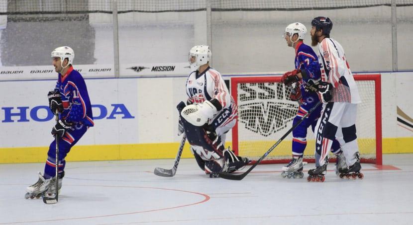 Ultime journée du championnat du monde senior de roller-hockey 2013