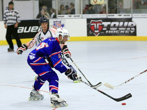 Ultimate day of the 2013 Senior World Championships of Inline Hockey