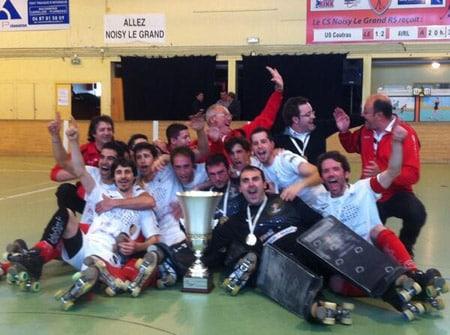 La Vendéenne remporte sa 5ème Coupe de France de rink hockey