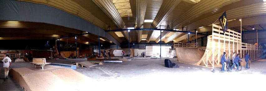 Caserne Niel (Hangar)