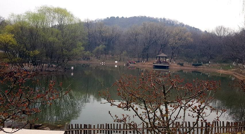 Jubaoshan Park
