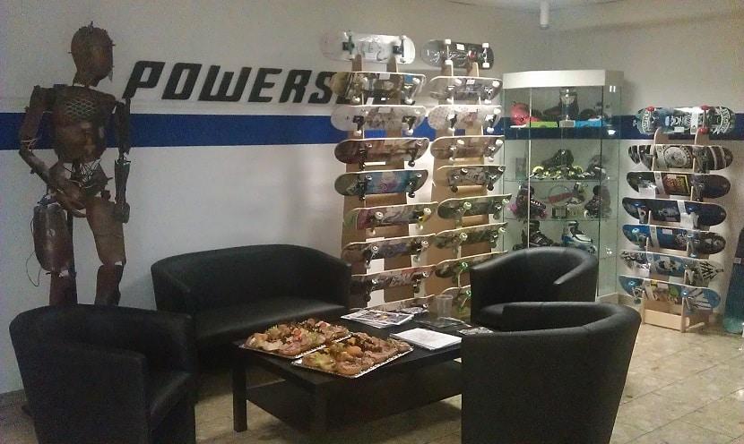 Présentation des gammes Powerslide 2014