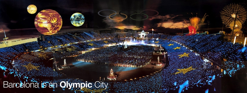 Barcelone, ville olympique