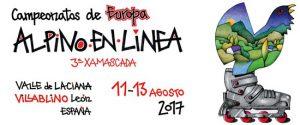 Championnat d'Europe Inline Alpine 2017 à Villablino Leon (Espagne) @  | Villablino |  |