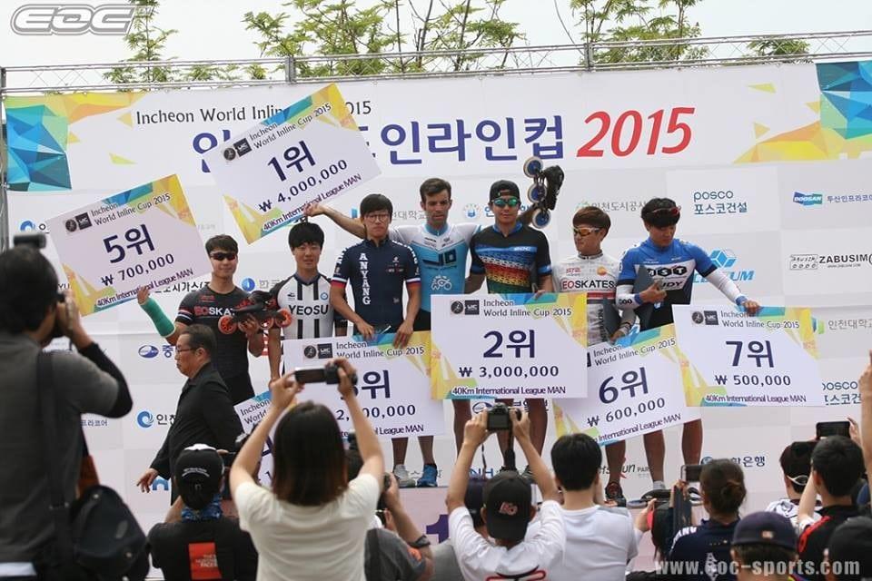 World Inline Cup Incheon 2015
